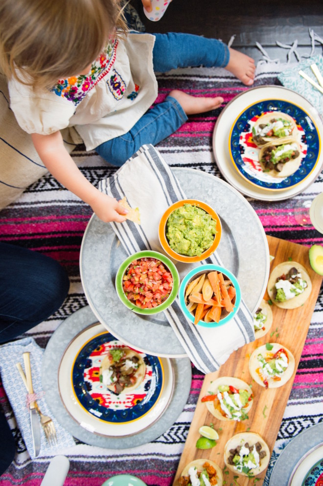 Kid Friendly Cinco De Mayo Party With Effortless Chic