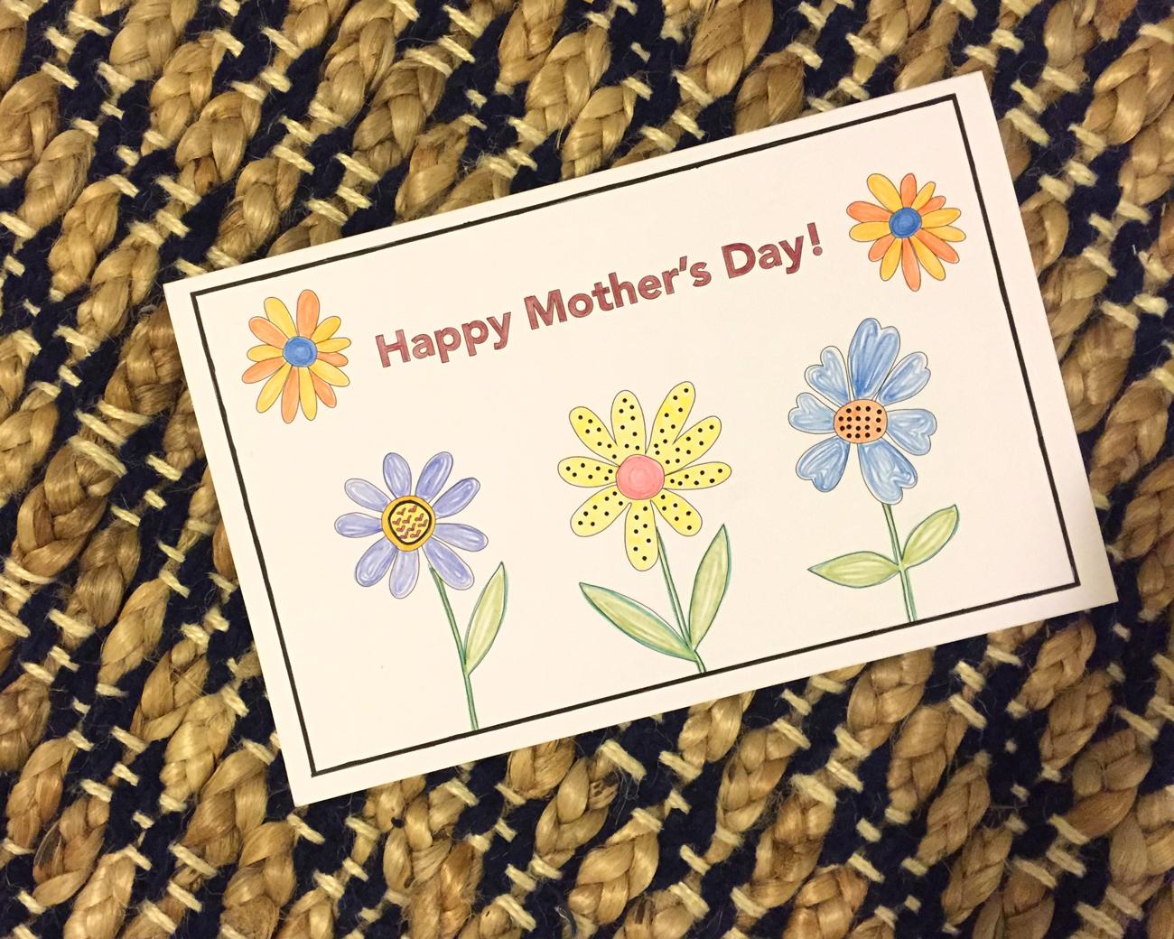 Mothersdaycards