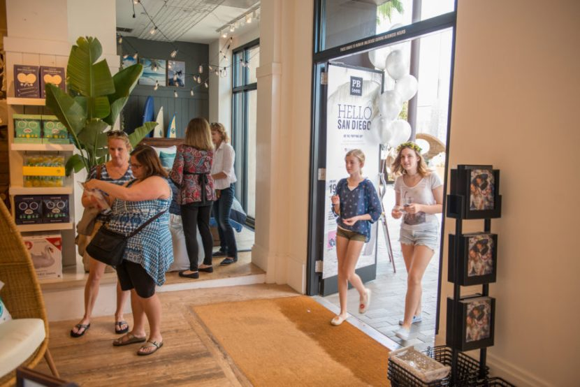 NEW PBteen Pop-Store in San Diego! - Pottery Barn