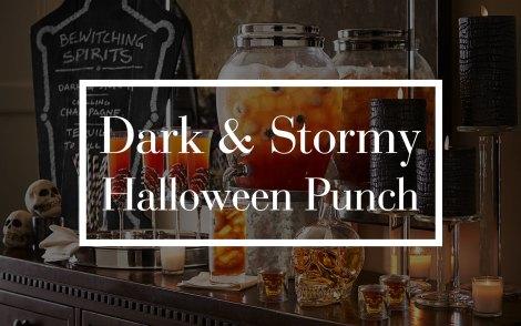 Dark & Stormy Recipe