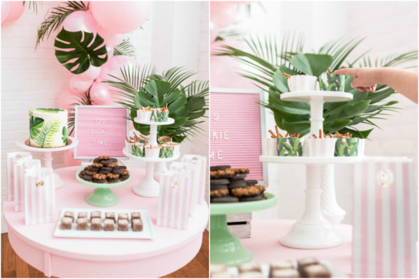 Party Ideas Troop Beverly Hills Glamping Party Pottery Barn