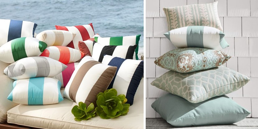 Sunbrella Pillows