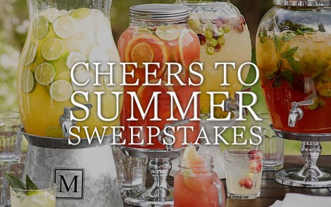 Cheers to Summer Sweepstakes