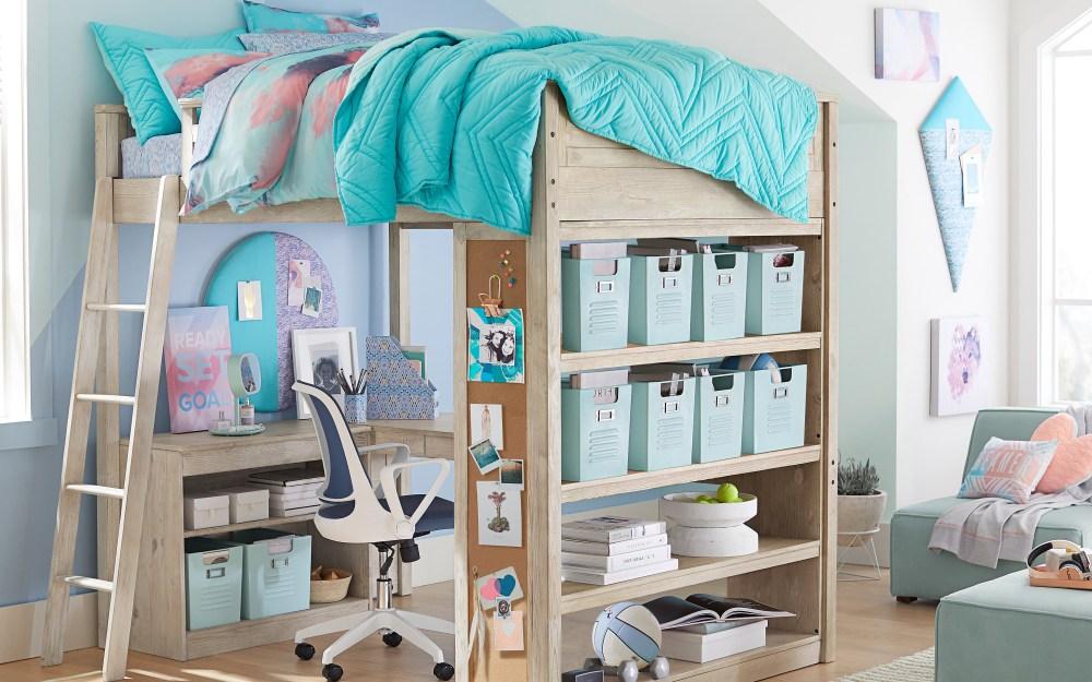 ivivva Loft Bedroom
