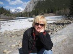 Jenny at Banff 2010
