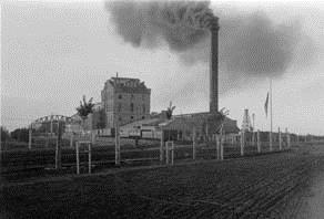 Rocky Ford Sugar Factory, c. 1910