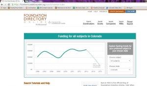 Foundationdatabasescreen