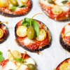 pizza aubergines