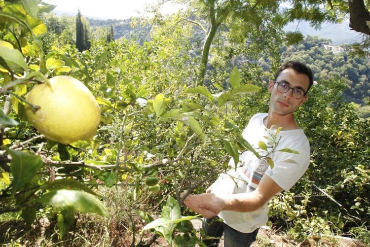 La Maison du Citron, rencontre avec Adrien