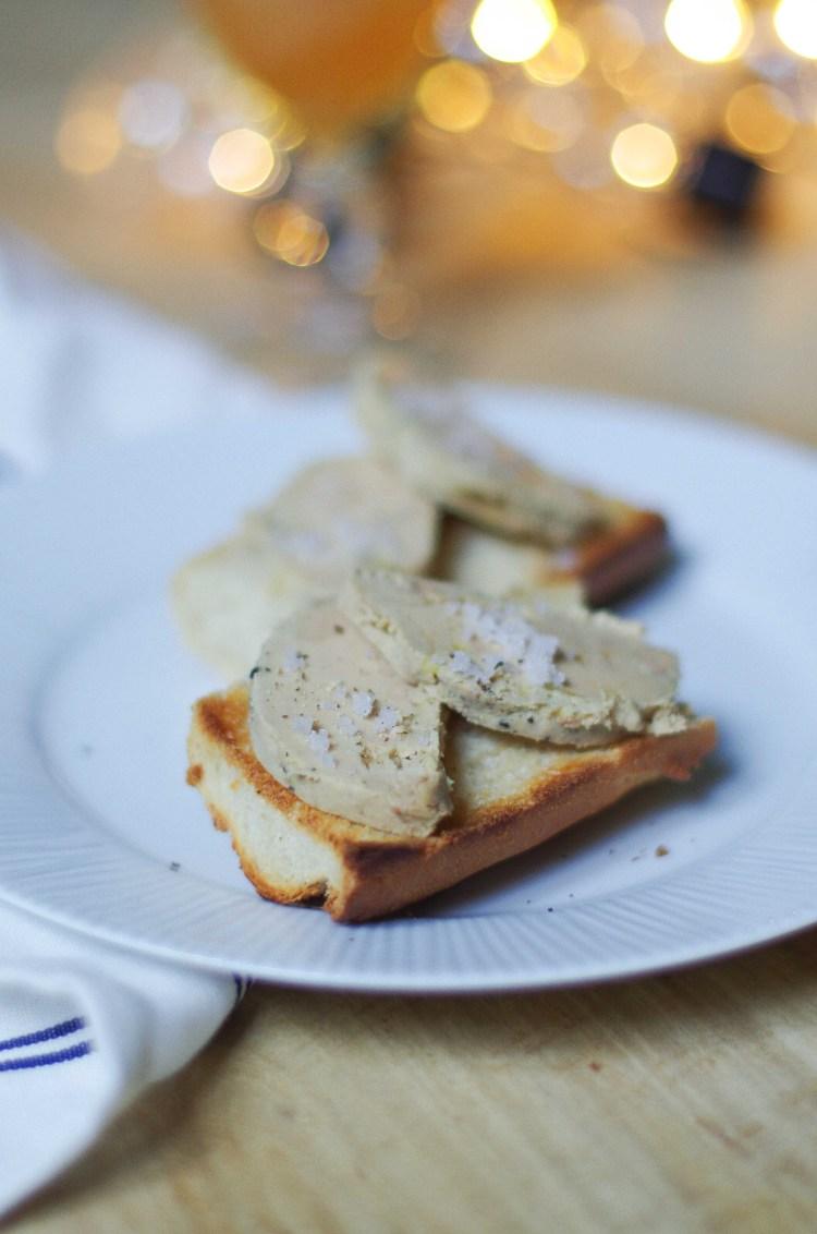 foie gras sauterne