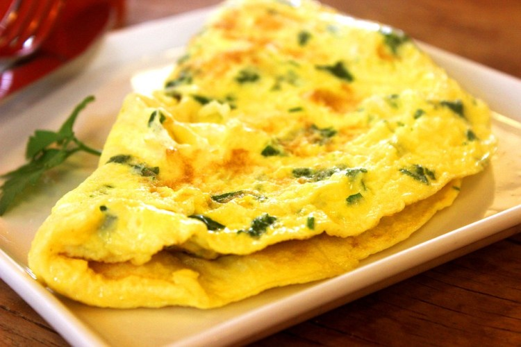 omelette pourdebon