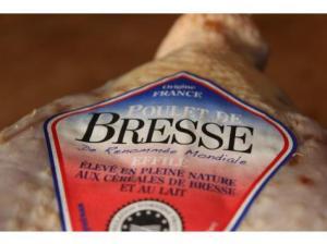 Poulet de Bresse Pourdebon