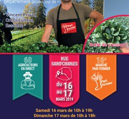 pari fermier Saint Charles 2019