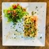 tartine du soleil la recette du chef Eric Manikian