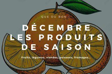 produits de saison décembre