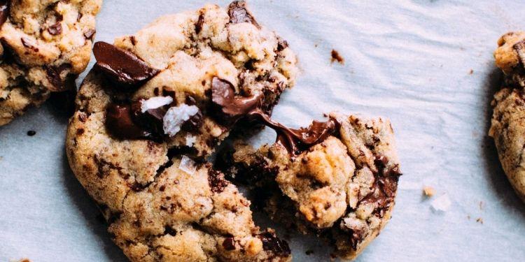 cookies aux pepites de chocolat recette