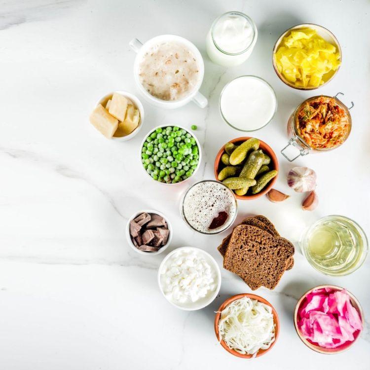 Les probiotiques sont des microorganismes vivants qui se trouvent dans notre intestin et qui font partie de ce qu'on appelle la flore intestinale.