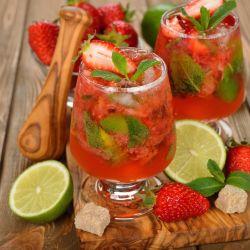 cocktail virgin mojito saint valentin