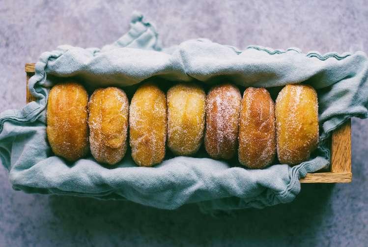 beignets de carnaval pour mardi gras