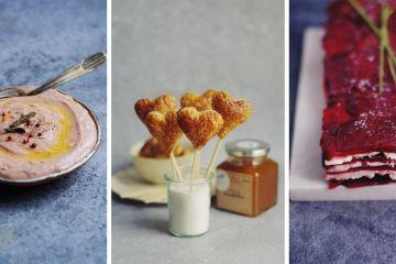 recettes saint valentin