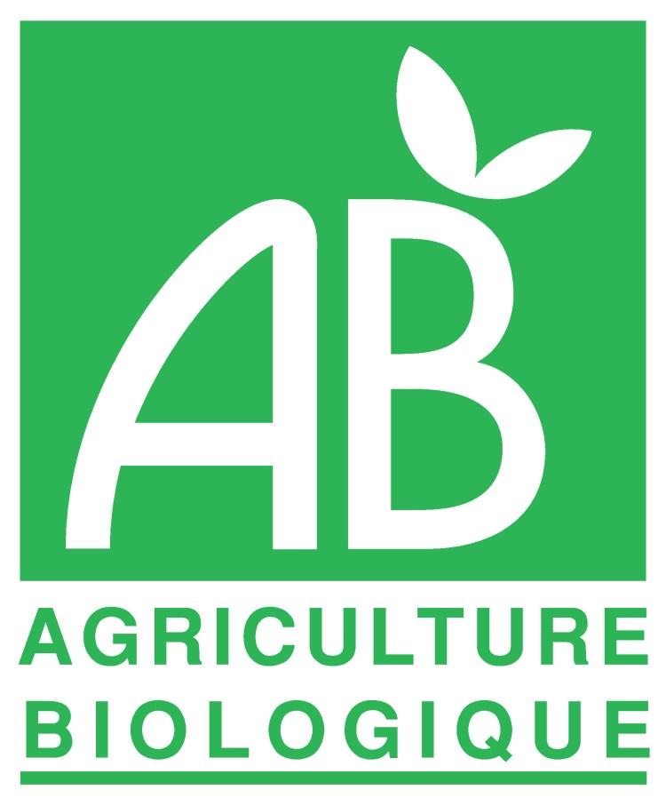 Le label AB est un label français certifiant que le produit a été produit selon le cahier des charges AB.