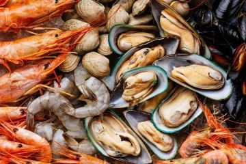 comment faire cuire des fruits de mer