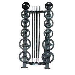 Deluxe Cardio Barbell Set of 10