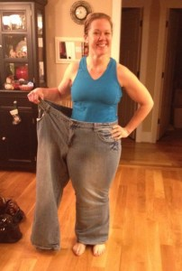 Emily Old Jeans