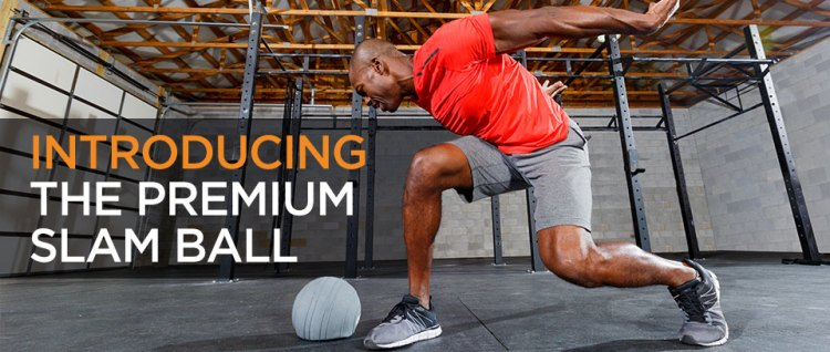 Premium Slam Ball