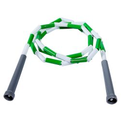 Beaded jump rope