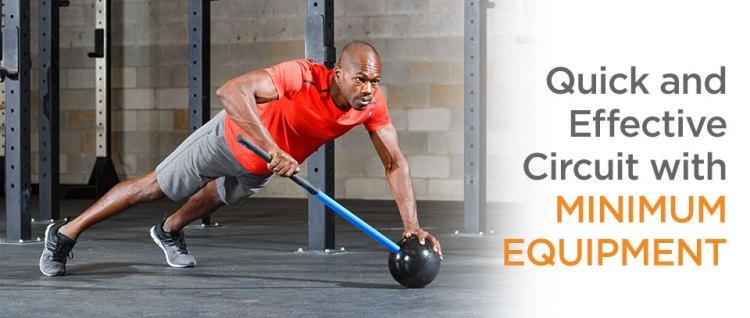 Core Hammer Workout