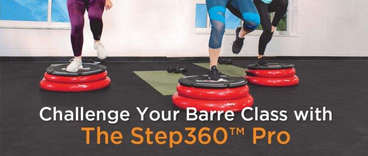 Barre step360