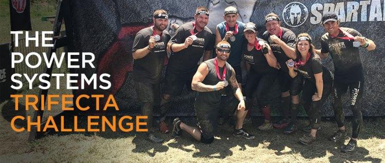 Trifecta Challenge