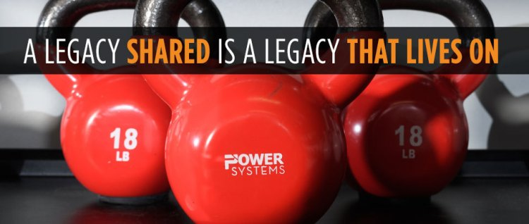 Gold's Gym Legacy