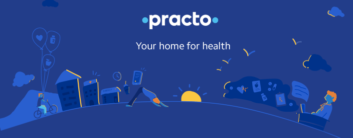 our new brand identity – your home for health – the practo blog