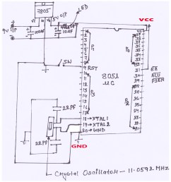 circuit diagram of 8051 development board wiring diagram load circuit diagram of 8051 development board [ 4067 x 4373 Pixel ]
