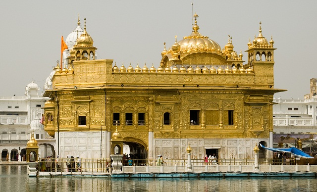Amritsar-The Golden Temple or Darbar Sahib