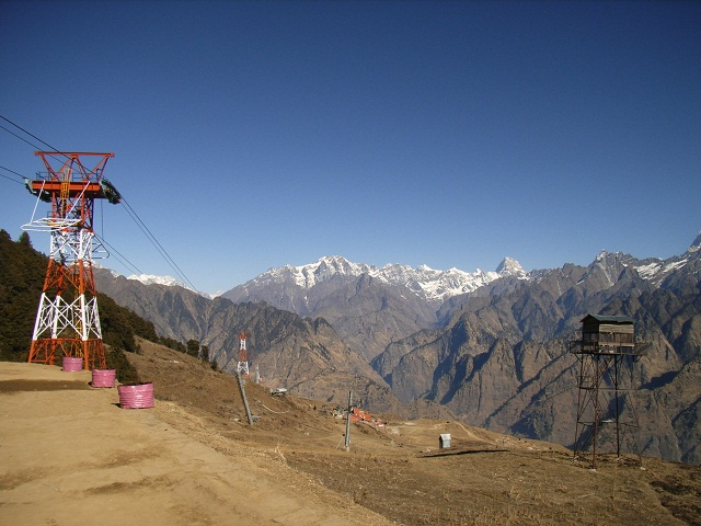 Auli-adventure holiday