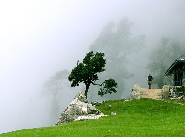 McLeod Ganj-Himachal Pradesh-India