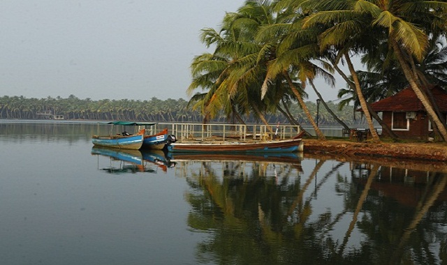 Kasargod-Backwater