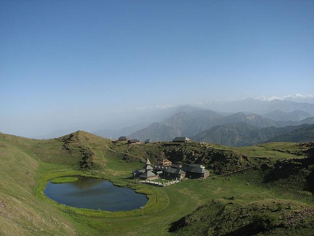 Prashar lake-Himachal Pradesh