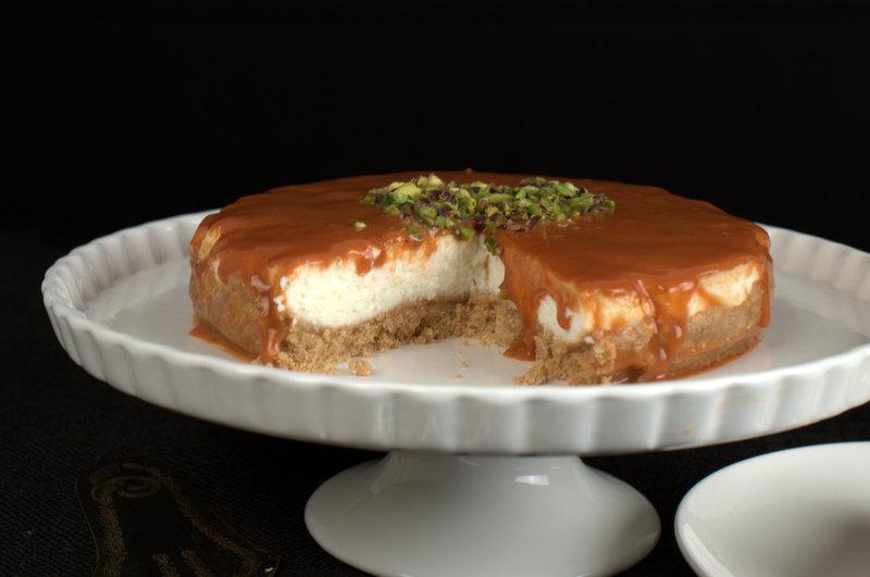 cheesecake alla rosacanina 038