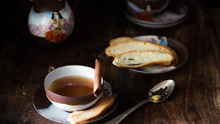 tè alle spezie