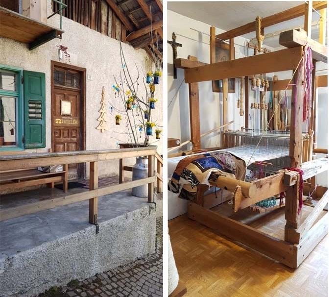 Tour del Primiero Atelier della lana