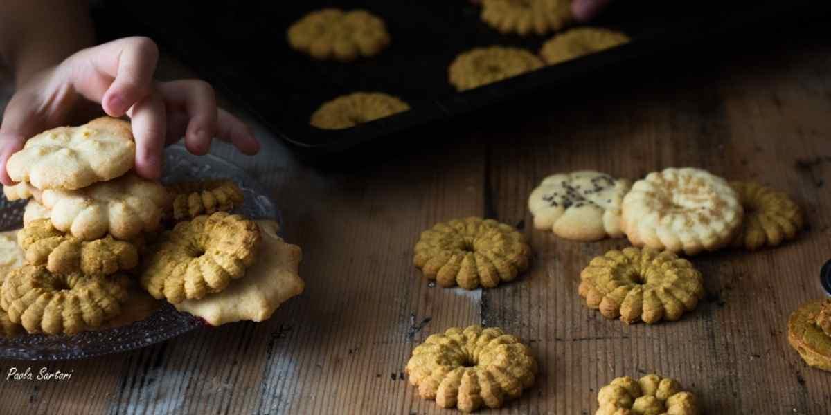 biscotti alla zucca senza glutine