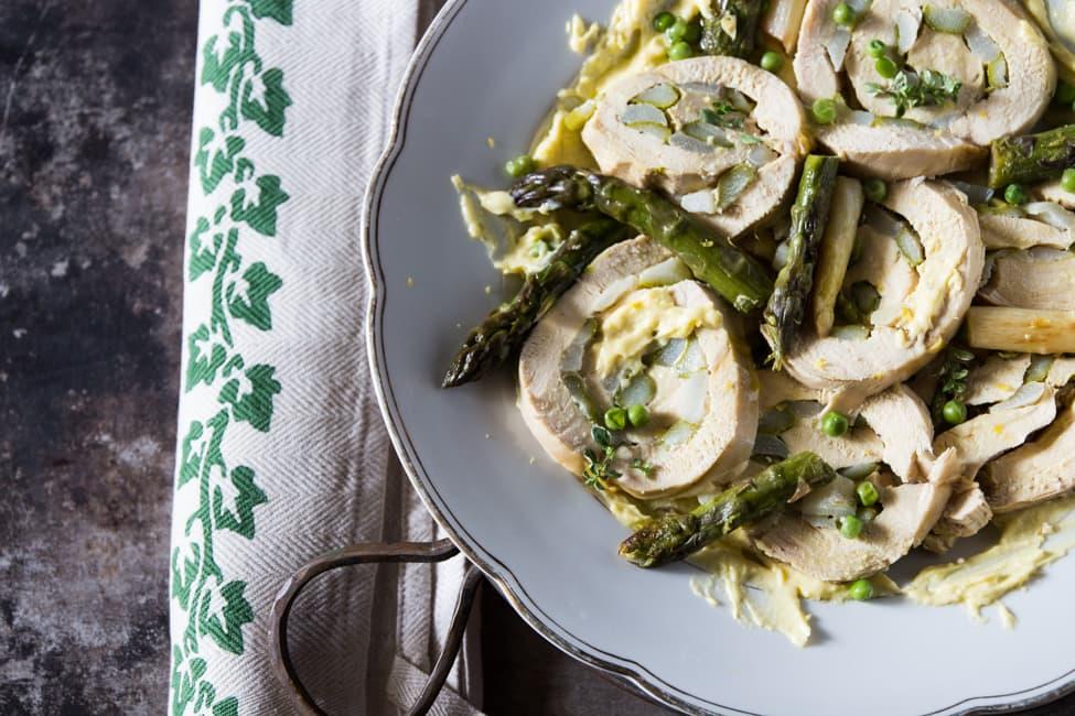 ricette con asparagi di badoere