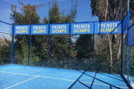 Aurelia Padel - Campo PrenotaUnCampo 4