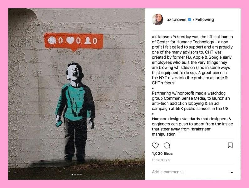 Empowering Women's Day accounts on Instagram.