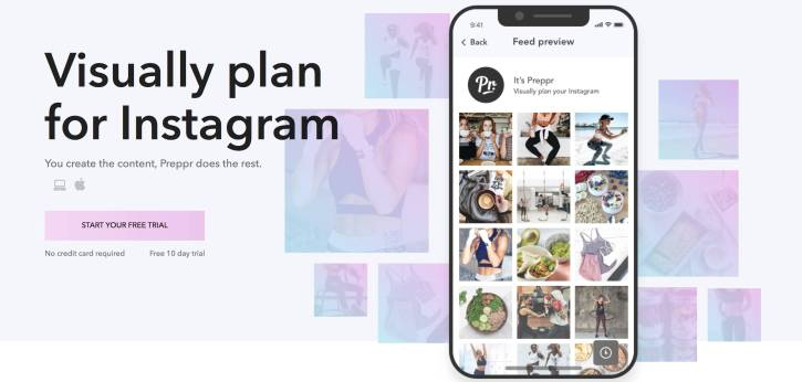 A strong powerful tool for scheduling Instagram posts