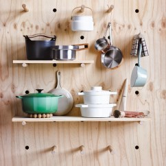 Pegboard Kitchen Outdoor Stainless Steel Cabinet Doors Present Correct 31 10 2013
